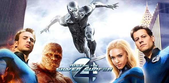 驚奇四超人:銀色衝浪手現身
