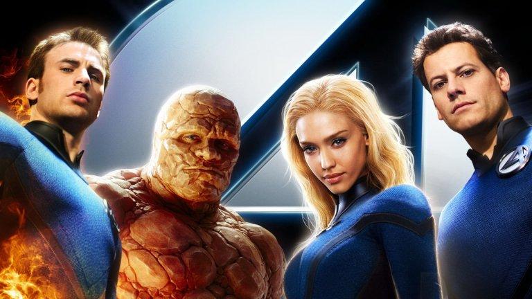 2005年推出《驚奇4超人》電影