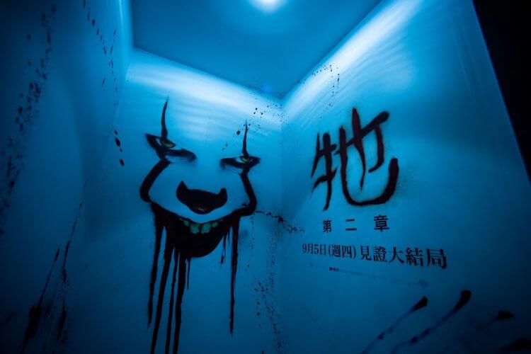 改編自恐怖大師史蒂芬金的電影《牠:第二章》9/5 起在台上映,邪惡小丑潘尼懷斯的故事將迎向大結局。