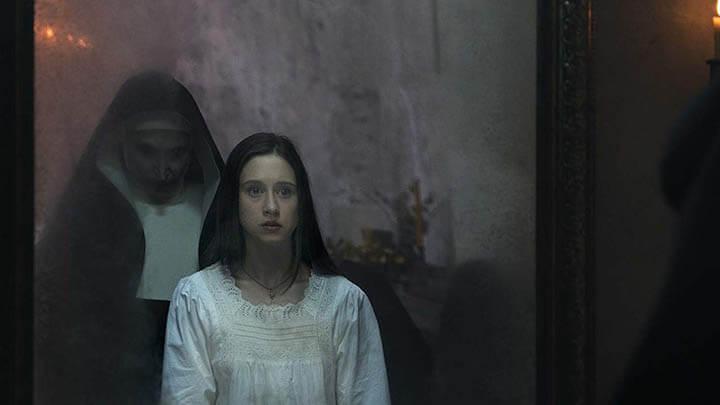 《 鬼修女 》 中,神祕修道院飽受「 瓦拉克 」侵擾。