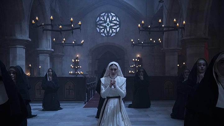 《 鬼修女 》 要說是 恐怖片 ,好像也能是 懸疑劇情片 。