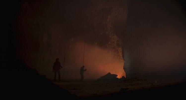 《魔坑》電影劇照。