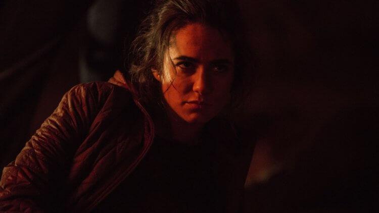 《魔坑》艾莉西亞桑茲。