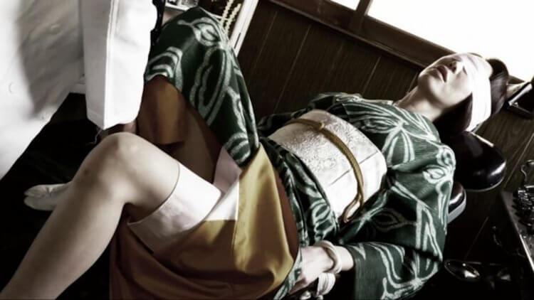 美魔女求診遭狼醫「催眠性侵」! 《魔睡》改編日本文豪森鷗外異色犯罪作品,12 月 24 日迷懵上映首圖