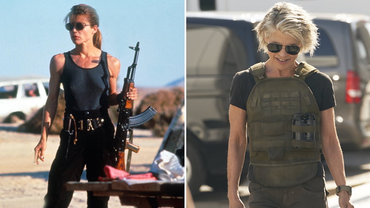 琳達漢彌爾頓將於《魔鬼終結者 6》中再度飾演「未來之母」莎拉康納。
