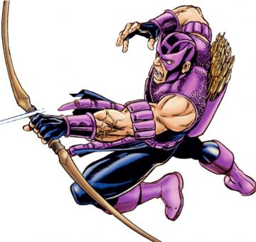 漫威漫畫系列當中登場的「鷹眼」,他雖是復仇者聯盟元老成員之一,但也不一定常被粉絲心心念念在心頭。