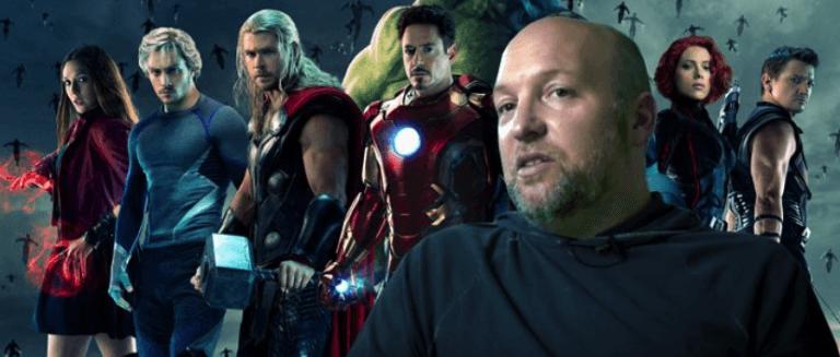 2012 年首部《復仇者聯盟》電影的編劇:查克潘恩。