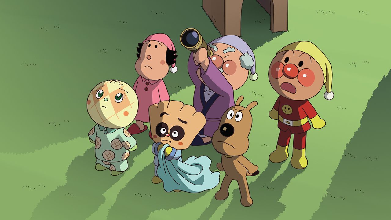 麵包超人電影版30年!最新作《閃耀吧!庫倫與生命之星》9/21起全台聯映