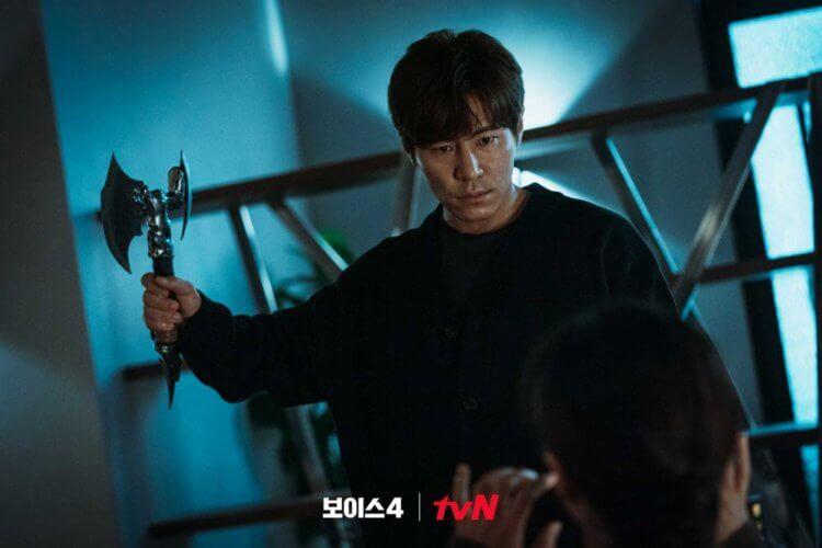李奎炯在《Voice 4》的演技讓不少觀眾嘆為觀止。