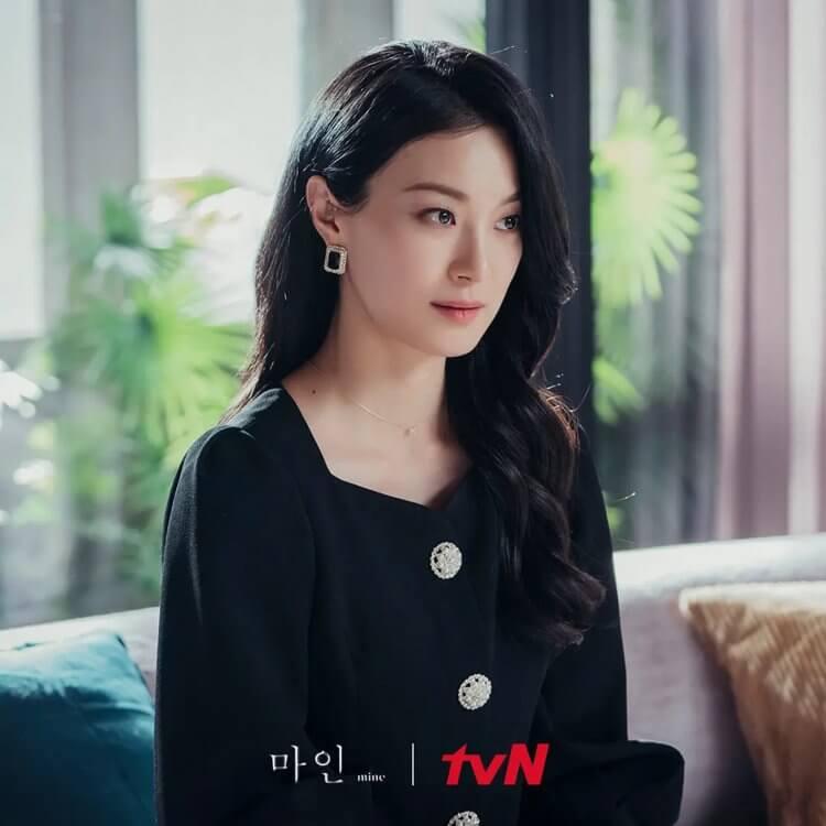 玉子妍/《我的上流世界》劇照。