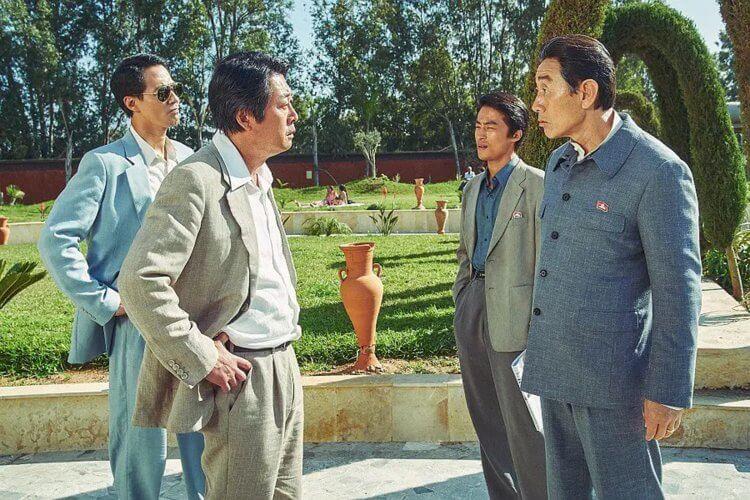 開場劇情就著重在南北雙方外交人員的勾心鬥角,殊不知即將大難臨頭。