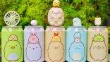 「角落小夥伴」化身可愛罐裝氣泡水,Ocean Bomb 全新 5 款包裝,萌萌療癒你的心