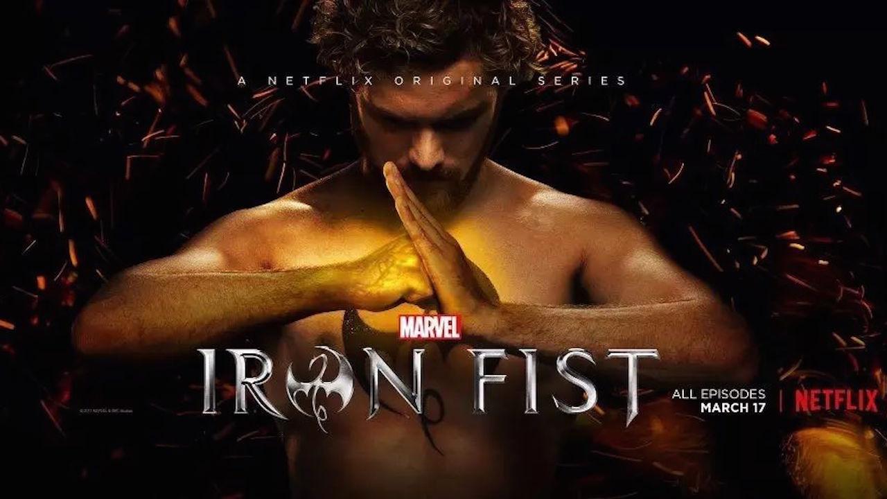 曾在 Netflix 平台上推出過兩季的《漫威鐵拳俠》影集系列。