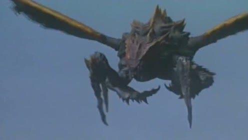 「新世紀哥吉拉」系列哥吉拉怪獸電影,2000 年上映的《哥吉拉×美加基拉斯 G 消滅作戰》中所出現的美加基拉斯。