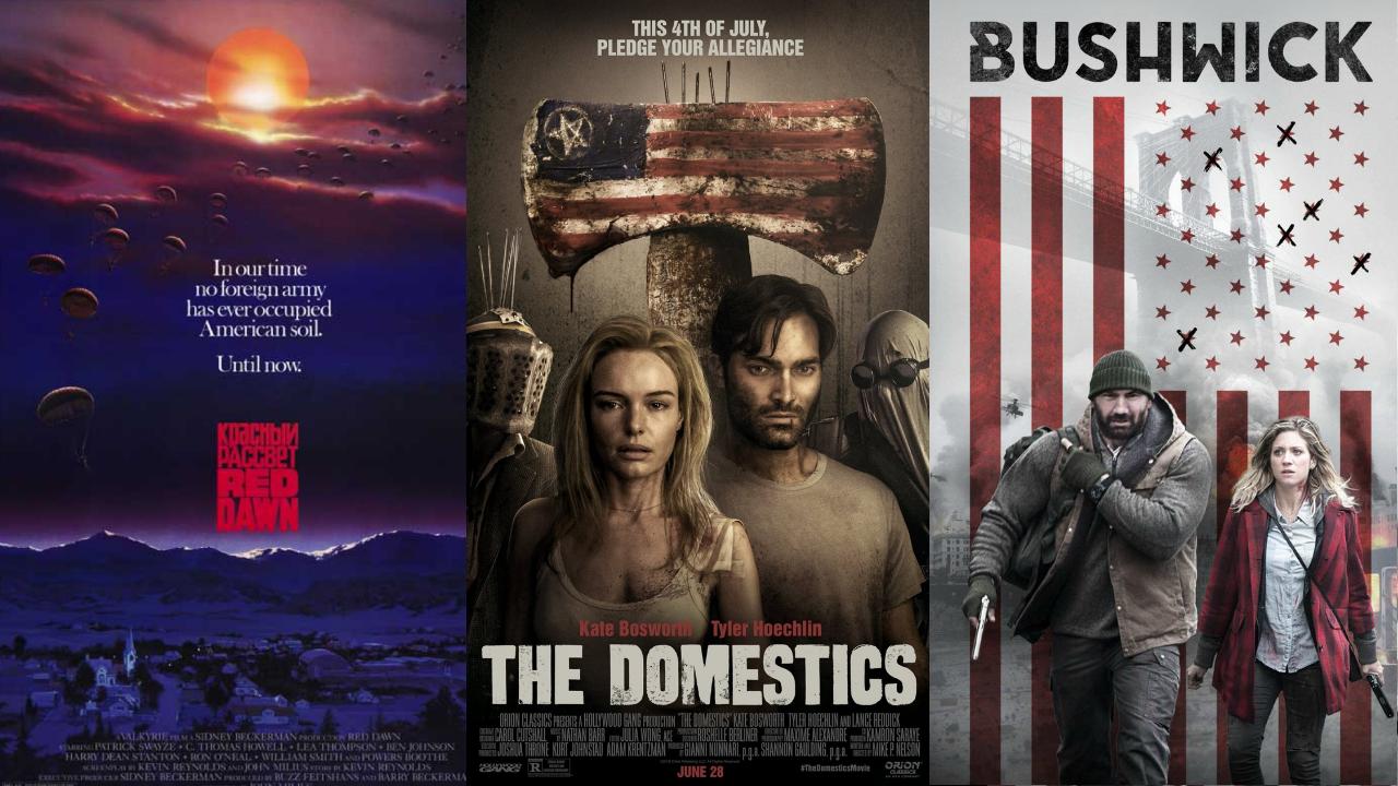 美國危機?瞧瞧好萊塢影壇的美國分裂潮,危機即將來襲──