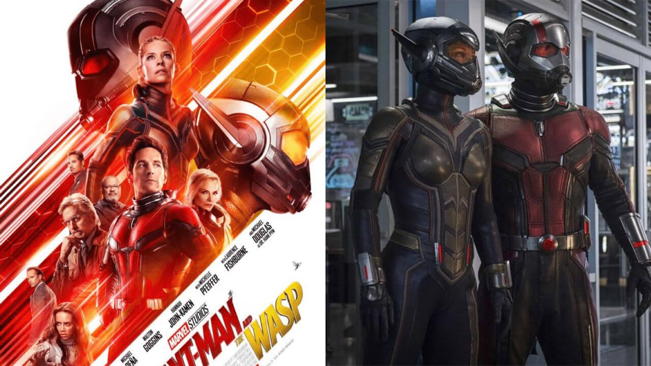【復仇者聯盟】《蟻人與黃蜂女》這些新角色可能讓蟻人疲於奔命!
