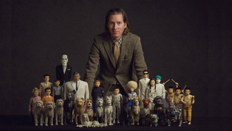 【電影背後】《犬之島》史上最費工停格動畫!一起進入魏斯安德森美學世界