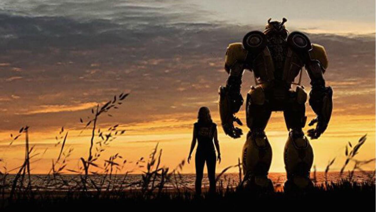 大黃蜂單飛!《變形金剛》外傳電影年底獻映 大黃蜂和海莉史坦菲德 真摯友情撼動人心首圖