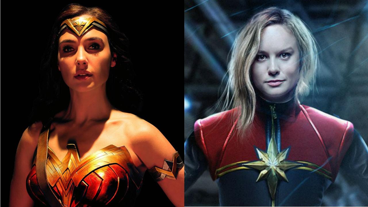 暨 DC 《 神力女超人 》之後, 超級英雄 女力崛起 ,漫威 《 驚奇隊長 》也即將推出!