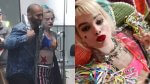 小丑女《猛禽小隊:小丑女大解放》片場照爆外流!哈莉奎茵另一套「愛國裝」因此曝光