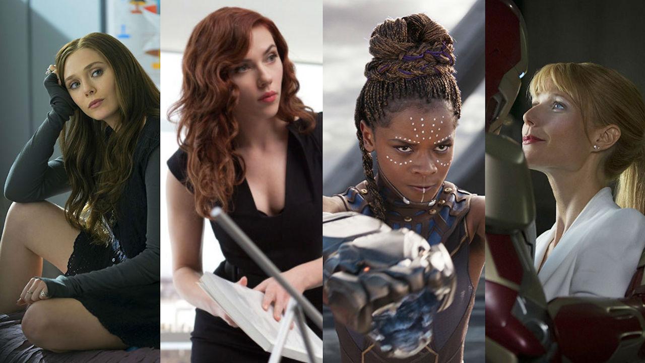 超級英雄 MAN 過頭?盤點 20 部漫威電影女性角色戲份比例大公開首圖