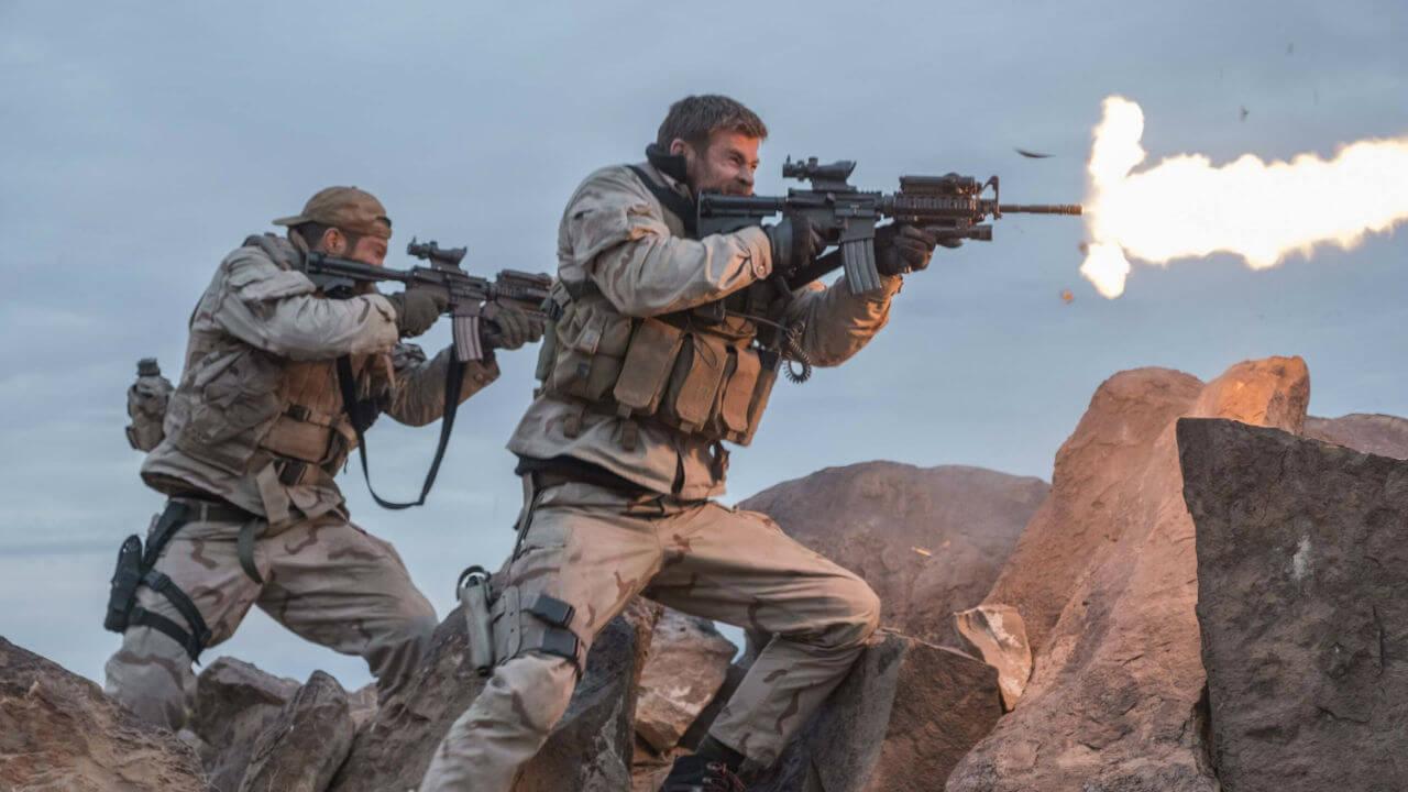 《12猛漢》爆夯「有車有馬有戰爭」引熱烈討論 雷神堅持親身上陣 真實呈現火爆戰場