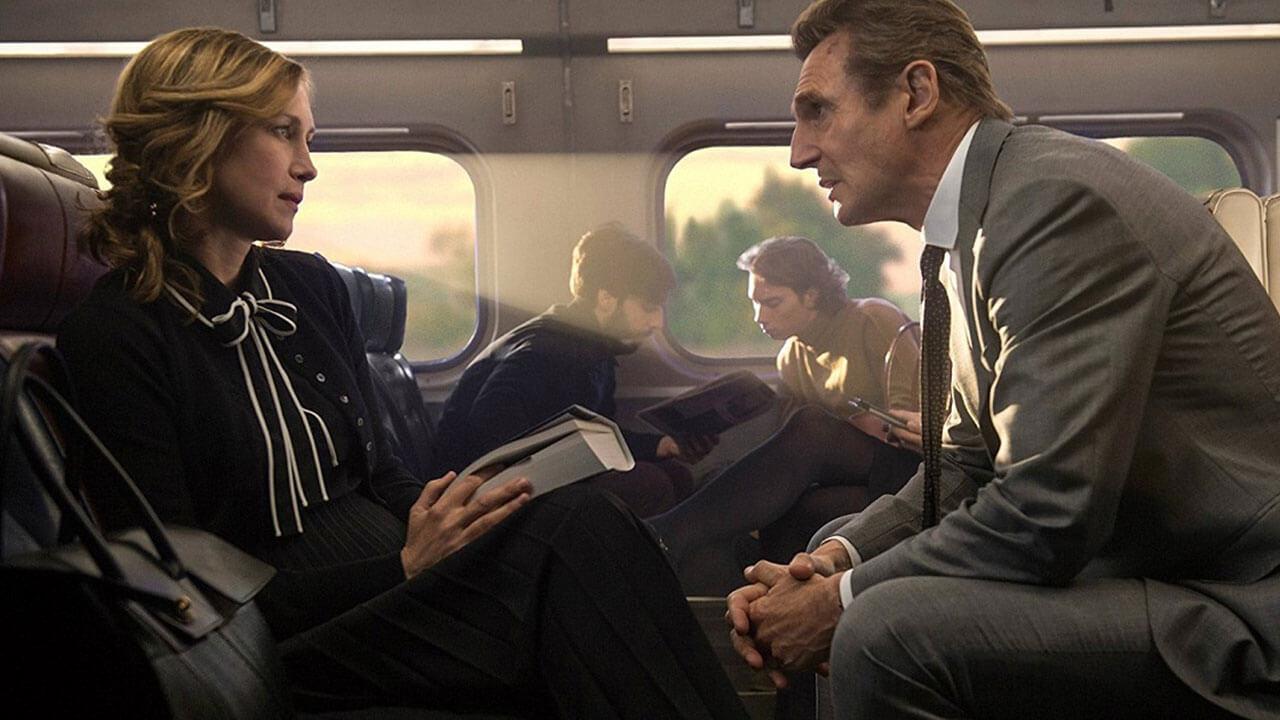 【影評】《疾速救援》(The Commuter):娛樂性依舊高的救援事件!首圖