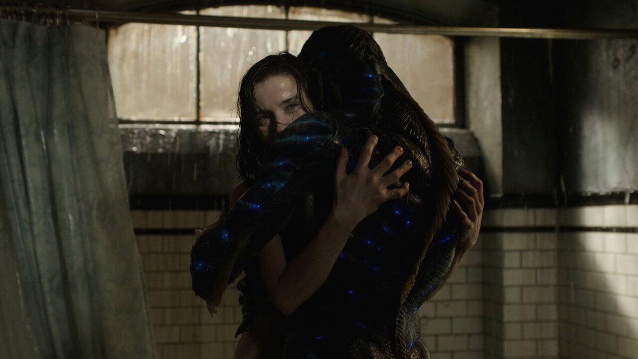 【影評】奧斯卡13項提名大贏家:《水底情深》,緻美動人的異色童話