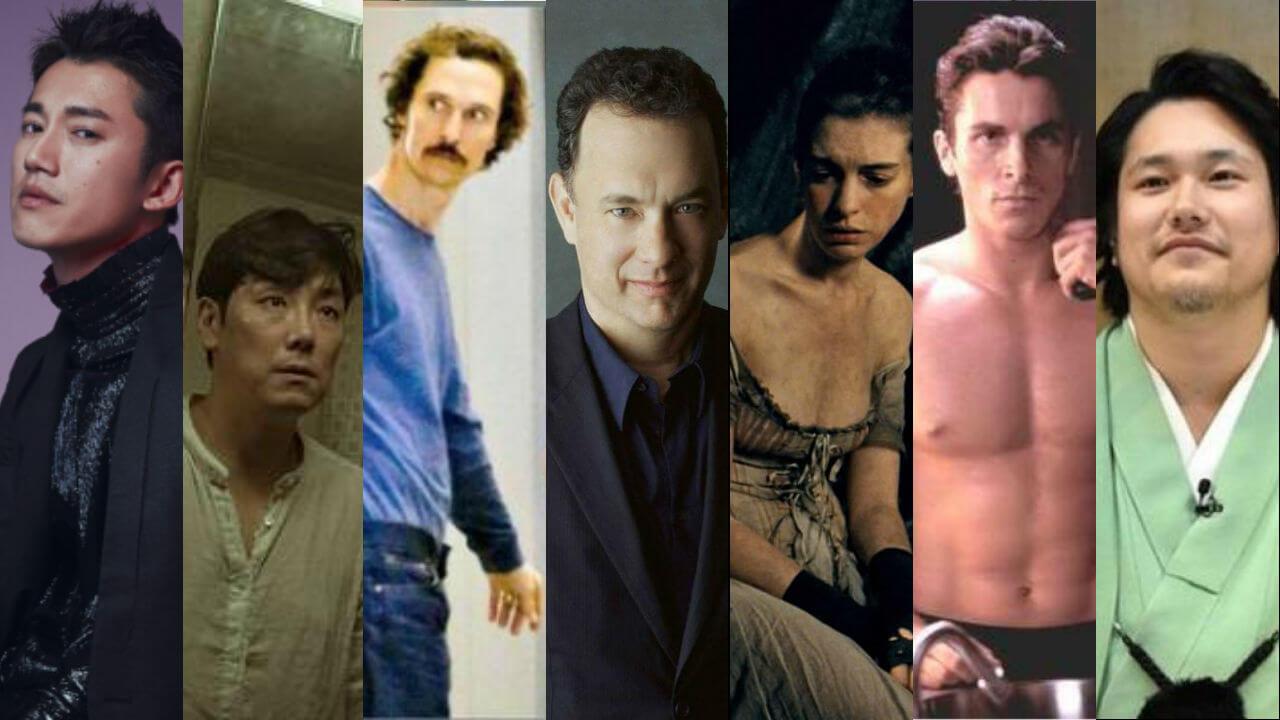 【電影背後】以身入戲!敬那些為戲伸縮自如的演員們首圖