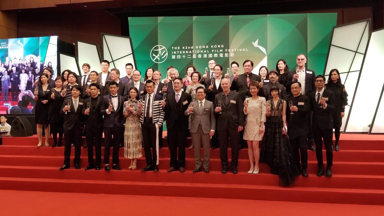 【HKIFF】眾星耀香江!第42屆香港國際電影節正式開跑