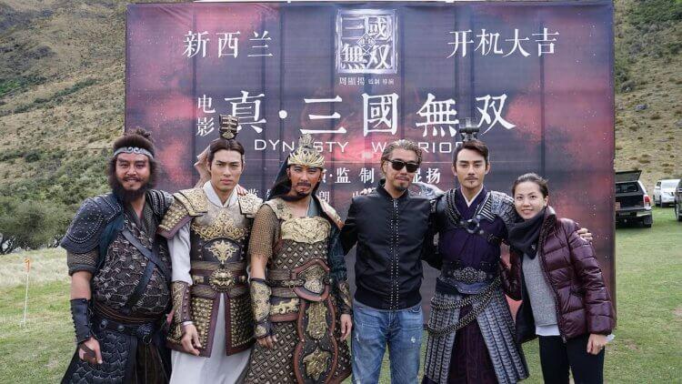 《真・三國無雙》集結中港台影星主演,從開拍到定檔皆引起粉絲負面討論首圖