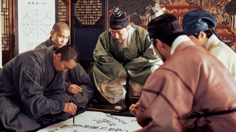 踏遍千年文化遺跡、打造兩千多套服裝!南韓歷史新作《王的文字》在韓榮登首週票房冠軍首圖