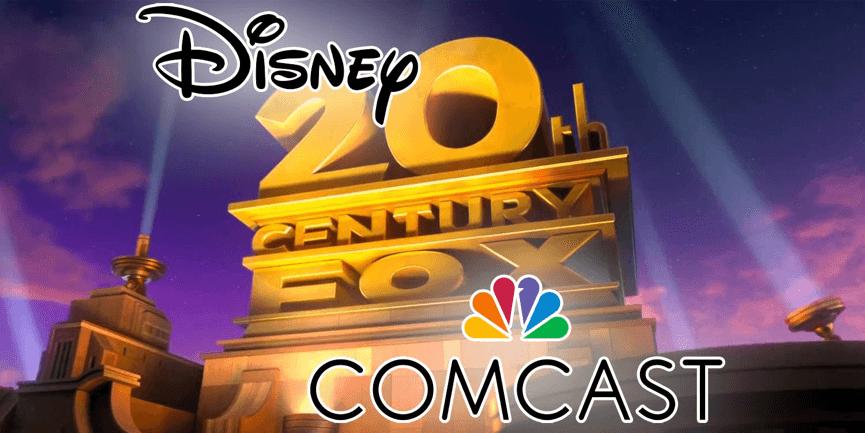 康卡斯特 想 阻止 迪士尼 併購 福斯