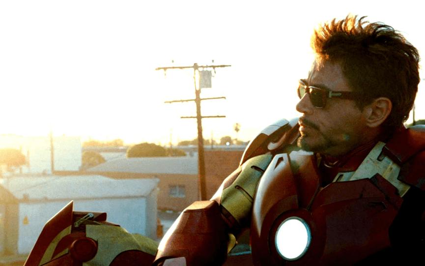 近十年來, 超級英雄電影 黃金公式 已由 漫威系列電影 將其發揚光大,而它即將被翻轉改變。 圖為 《 鋼鐵人 》劇照。