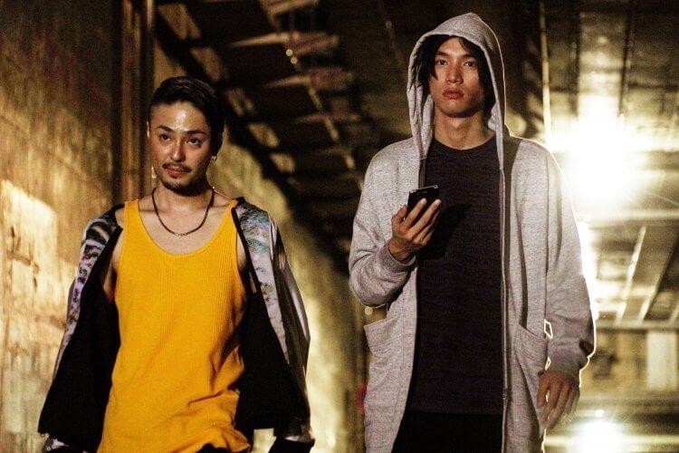 勇奪加拿大奇幻影展「最佳動作電影」肯定的《殺手寓言》,福士蒼汰(右)等男神級卡司也參演其中。