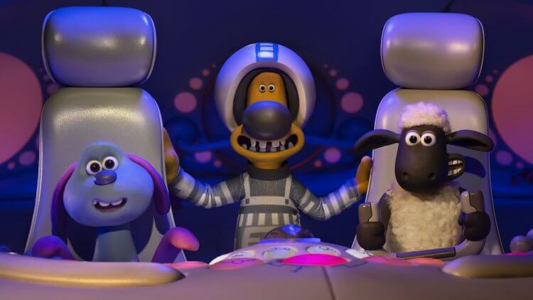 天上掉下個「星」朋友 !《笑笑羊大電影:外星人來了》星際冒險啟航,踏出羊類的一大步首圖