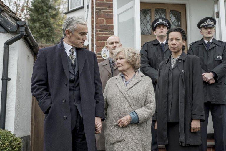 由茱蒂丹契主演,改編自英國軍事間諜真人真事電影《紅色密令》即將在台上映。