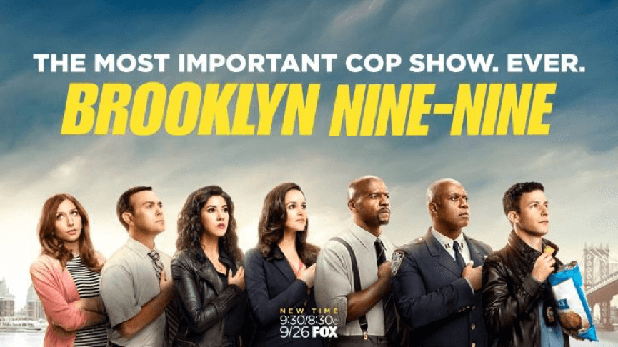 《荒唐分局》(Brooklyn nine-nine)是鍘刀下的犧牲者