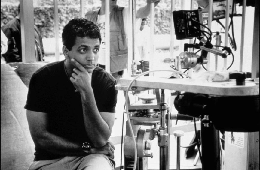 以 1999 年《靈異第六感》為代表作的編導逸材,好萊塢印度裔電影人:奈沙馬蘭。