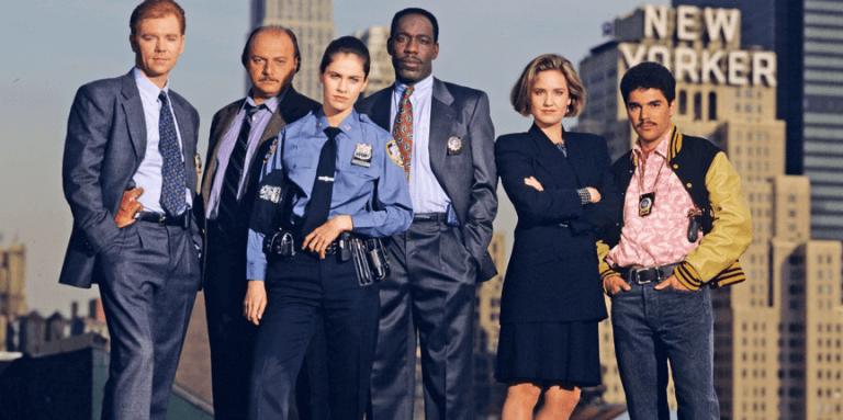 《紐約重案組》當然是 90 年代警匪劇最佳代名詞