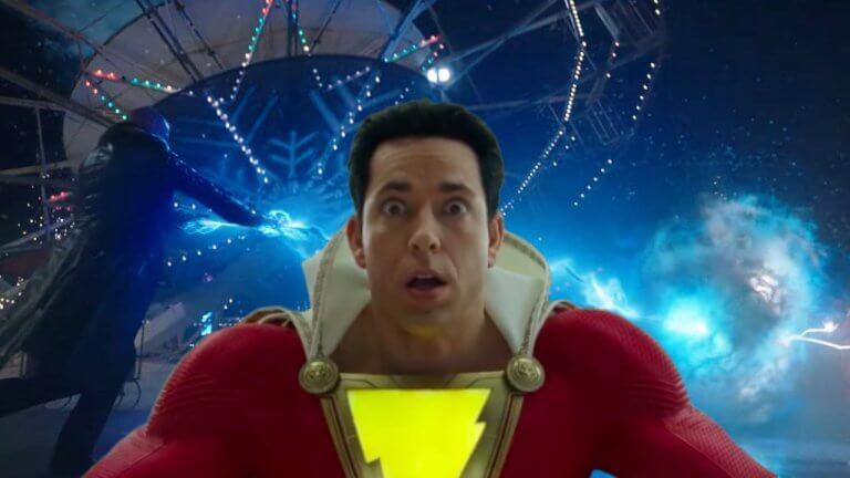 《沙贊!》閃電超能來真的?導演自爆電影拍攝期間真的弄壞一座摩天輪