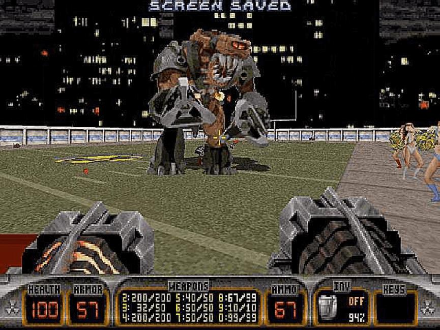 引領潮流至今的 第一人稱 射擊遊戲 讓玩家為之瘋狂