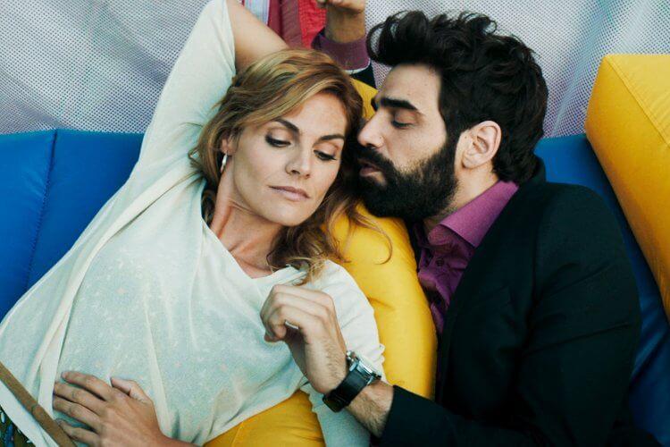 西班牙喜劇電影《放飛大丈夫》。
