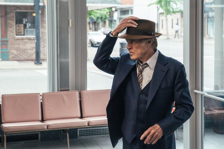 勞勃瑞福60年演員生涯 透過《老人與槍》(The Old Man & the Gun) 完美總結