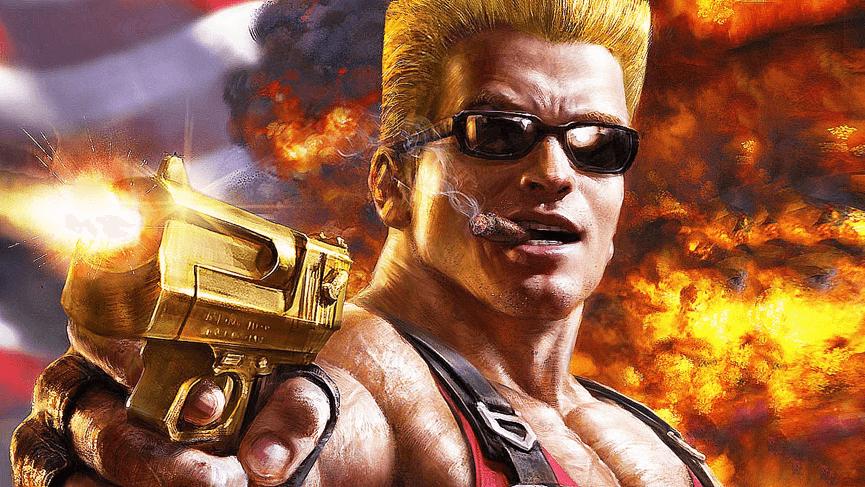 射擊遊戲 玩家心中的經典角色之一 毀滅公爵 Duke Nukem