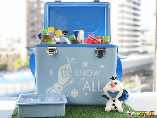 7-ELEVEN 《冰雪奇緣 2》(Frozen 2) 集點活動:大冰桶
