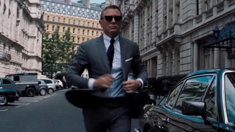 第25部龐德電影《007:生死交戰》首支正式預告公開    丹尼爾克雷格告別龐德角色最終作首圖