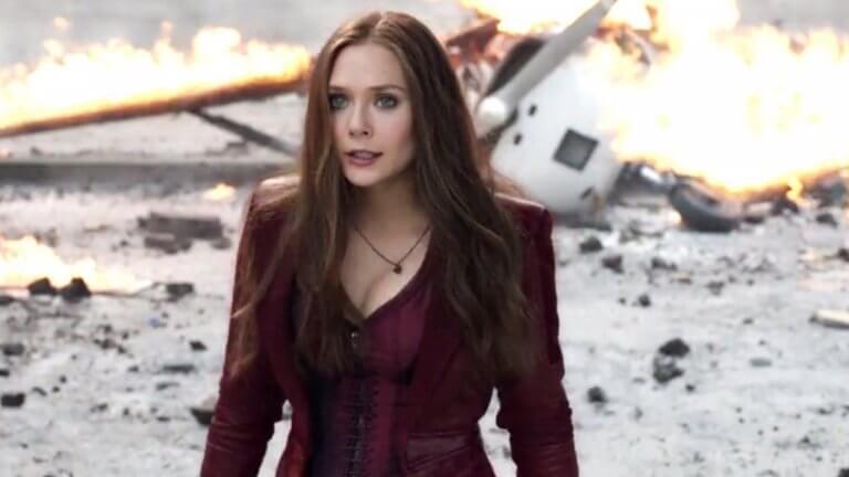 【復仇者聯盟】緋紅女巫到底多強大?(上) 原作漫畫的她竟隻身對上整個復仇者聯盟,導致世界末日?