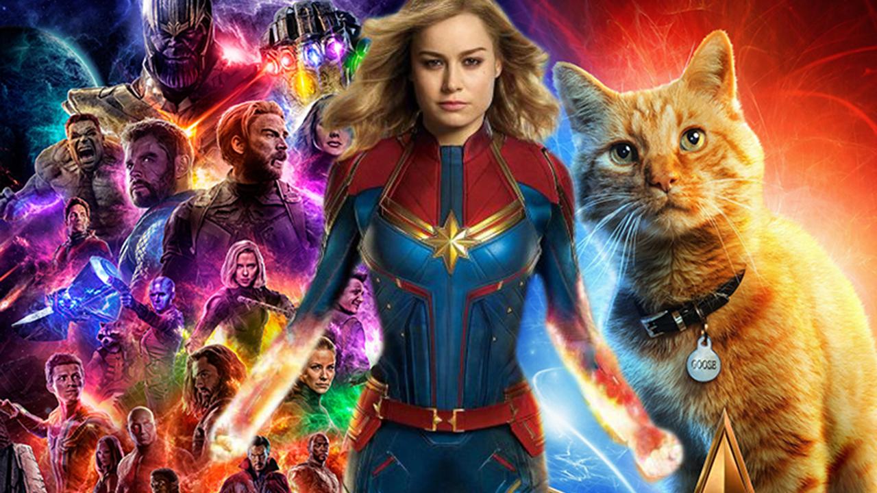 看完想解惑!?《驚奇隊長》(Captain Marvel) 片尾彩蛋解密首圖
