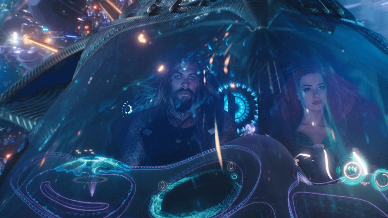 溫子仁為《水行俠》拆解「亞特蘭提斯」之謎,耗時兩年創全新水世界首圖